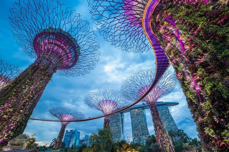 5 Capitais do Sudeste Asiático que vale a pena visitar
