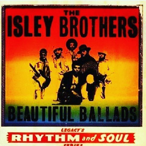 Isley Brothers, Beautiful Ballads full album zip