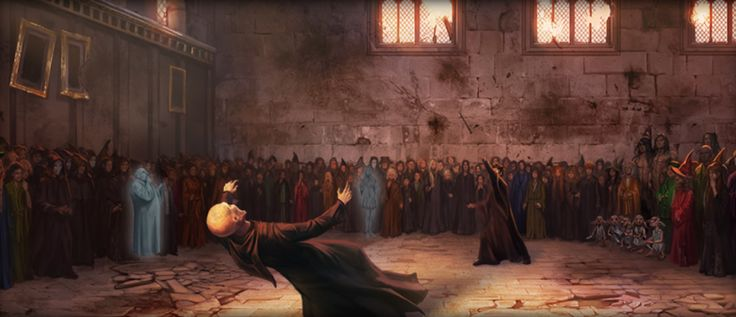 Voldemort's Last Stand - Harry Potter Wiki