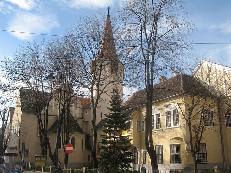 Biserica Sf. Johannis din Sibiu3 - Biserica Sfântul Ioan din Sibiu - Wikipedia
