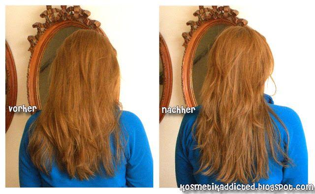 Haare selber schneiden und farben