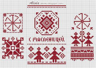 Мои творилки *** Aliolka design: схемы