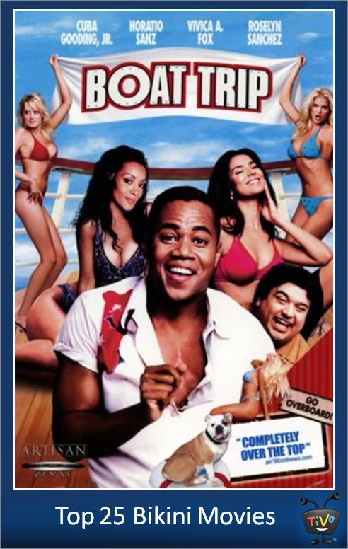 Bikini boat trip want