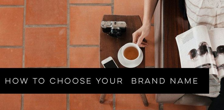 How to Choose Your Brand Name #brandnaming #startup #businesstips #marketing