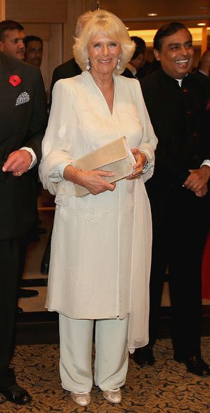 Camilla Parker Bowles - The Prince Of Wales And Duchess Of Cornwall Visit India - Day 4