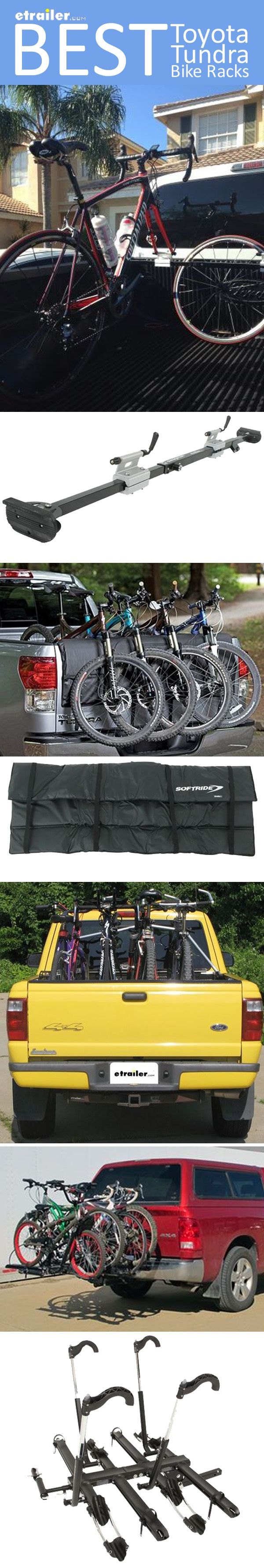 Best rack of the day car pictures - Find The Best Bike Rack For Your Toyota Tundra Truck Bed Mounted Tailgate Pad