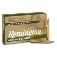 Remington Premier AccuTip, .270 Winchester, AT-BT, 130 Grain, 20 Rounds: Remington Premier AccuTip, .270 Winchester, AT-BT, 130 Grain, 20…