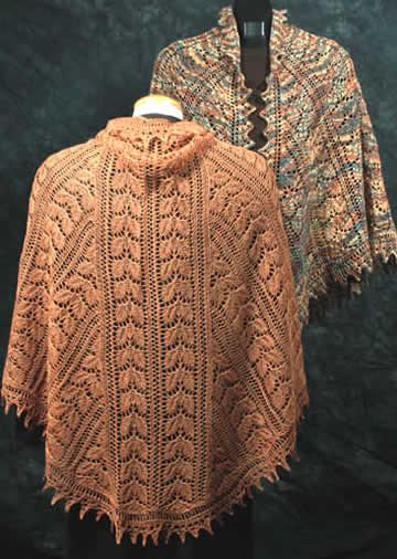 Leaf Panel Knitting Pattern : Looks like center panel top top triangular-check this ...