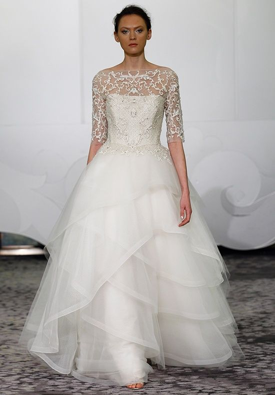 Rivini by Rita Vinieris Dawne Wedding Dress - The Knot
