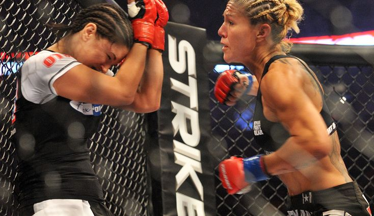 cool 10 memorable moments from UFC champ Cris Cyborg's 1-of-a-kind career