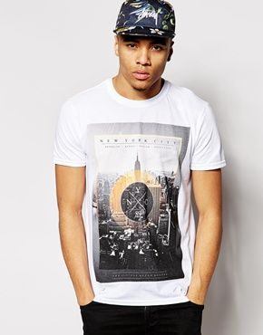 New Look T-Shirt with NYC Print