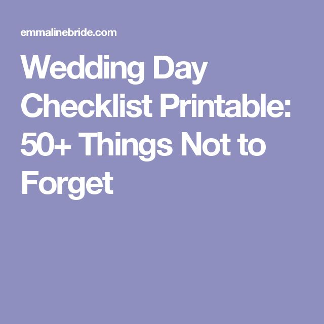Best 25+ Wedding checklist printable ideas on Pinterest Wedding - wedding checklist template