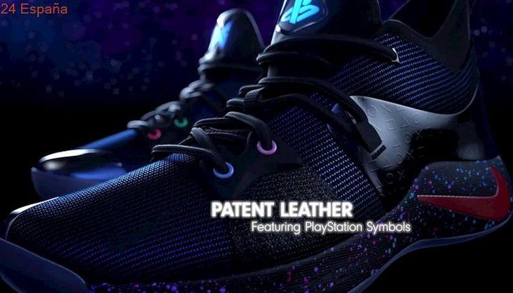 Estas son las nuevas zapatillas de Nike y PlayStation