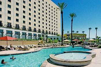 Fantasy Springs Resort Casino pool - Indio