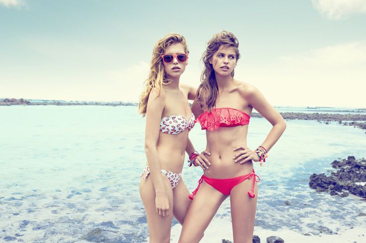 Beachwear Summer 2015 www.suiteblanco.com