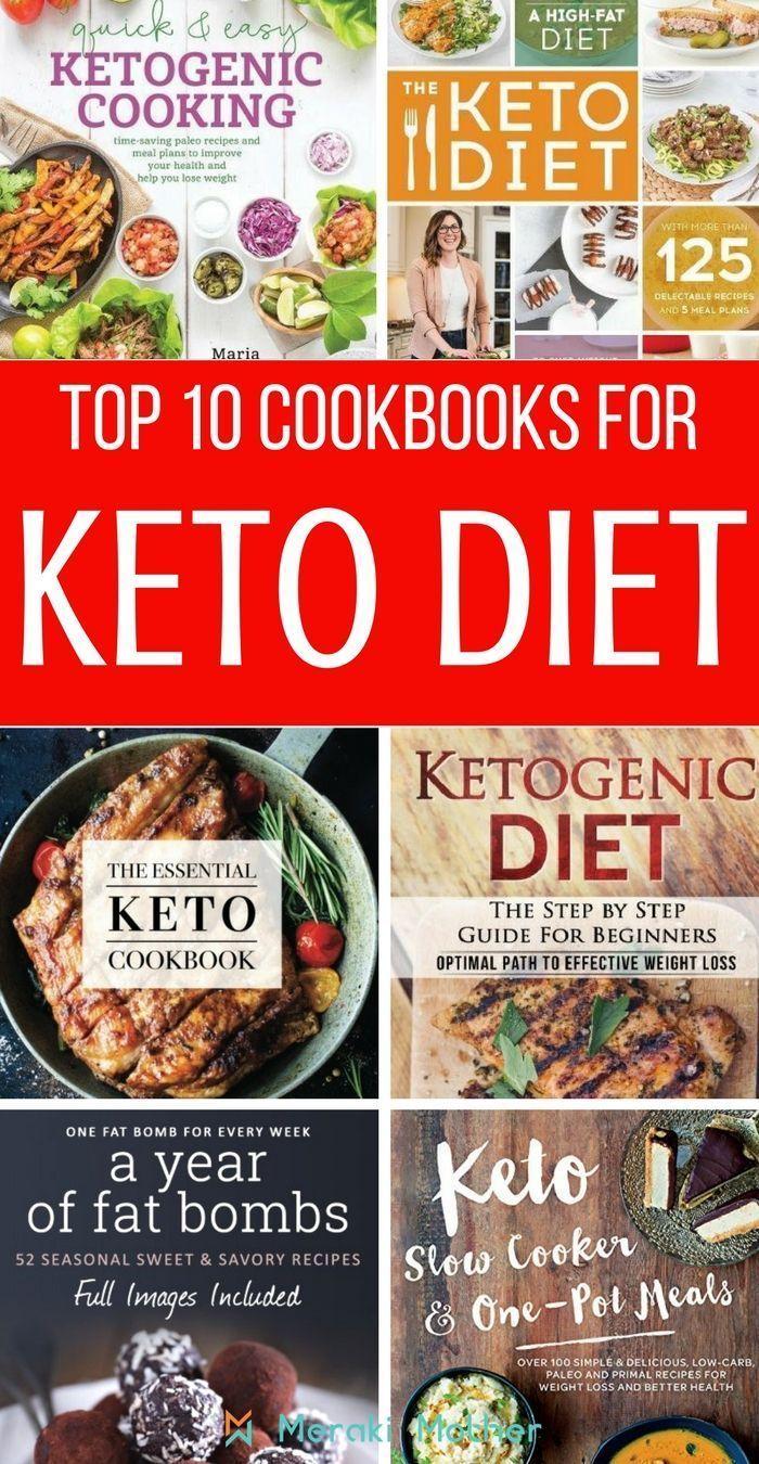 The Best Ketogenic Diet Books Keto Diet For Beginners Keto Cookbooks And More Meraki Mother Keto Diet Book Ketogenic Diet Meal Plan Best Keto Diet