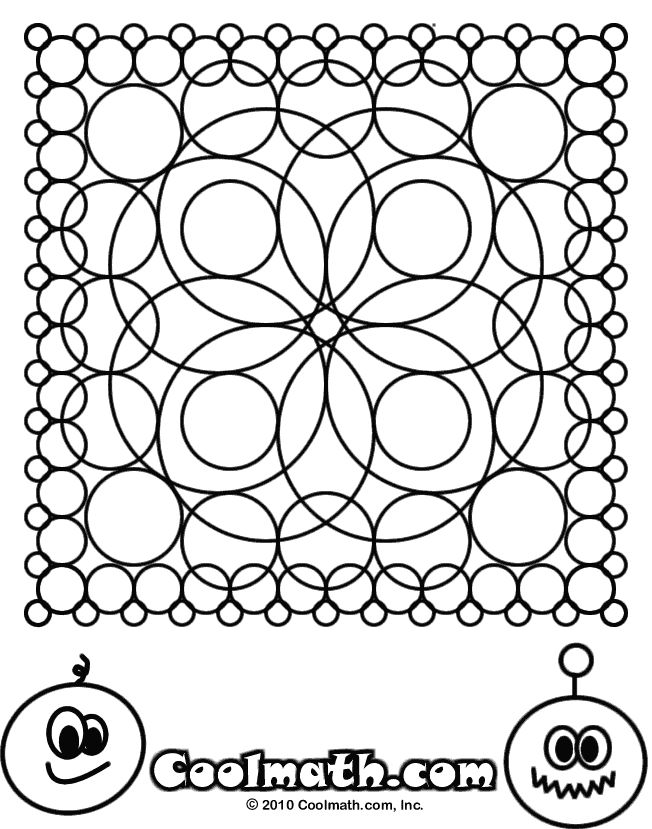 Geometric Pattern Coloring Pages AZ Coloring Pages patterns