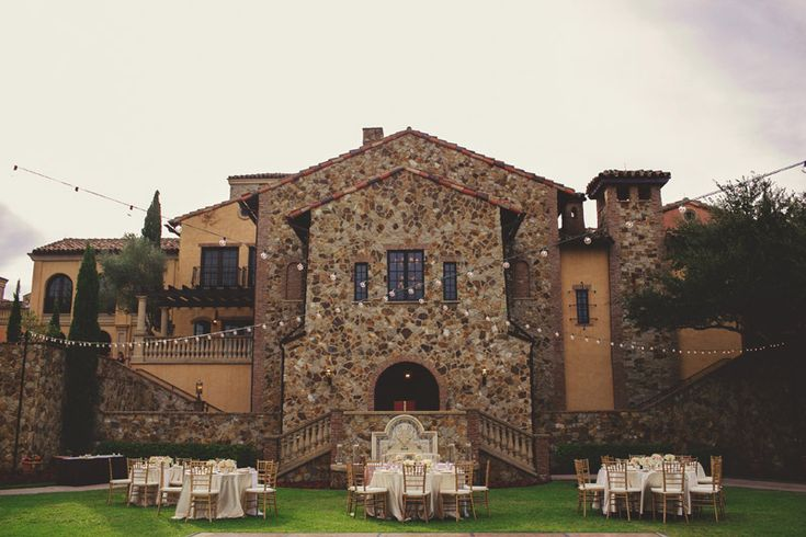 Orlando Wedding Venue | Bella Collina » RW Events Photo Credit Jason Mize Photography