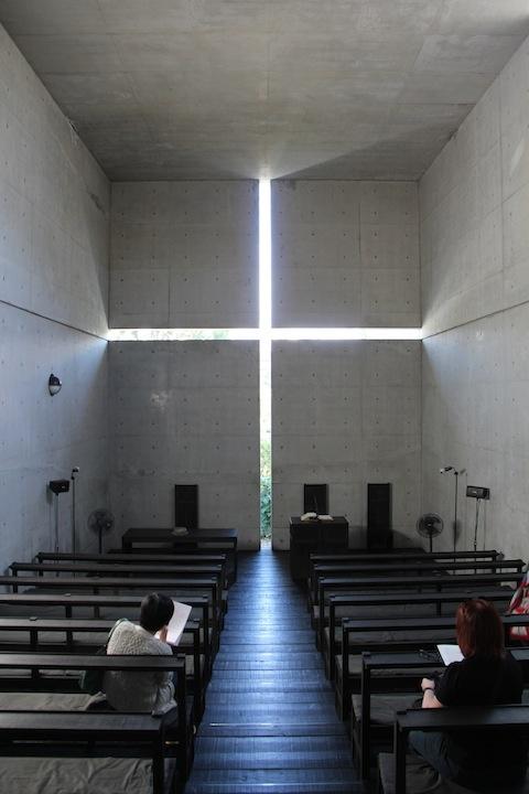 Tado Ando Church of light