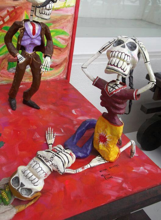 #calavera #skull día de muertos #mexico