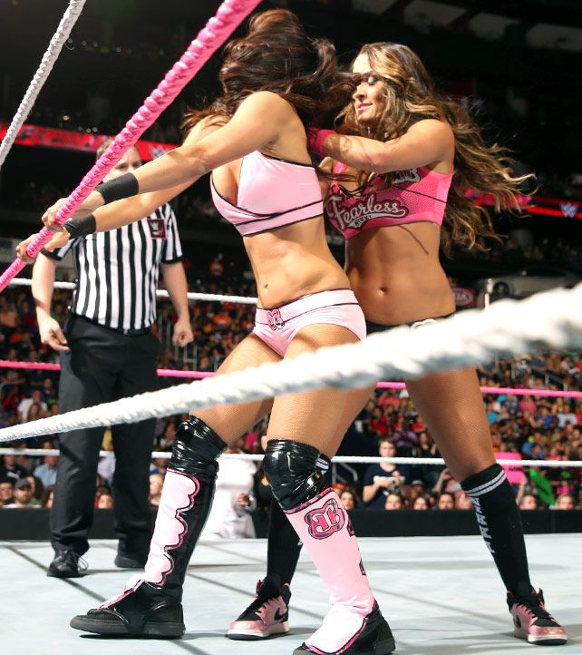 The best: team natalya vs summer rae dating