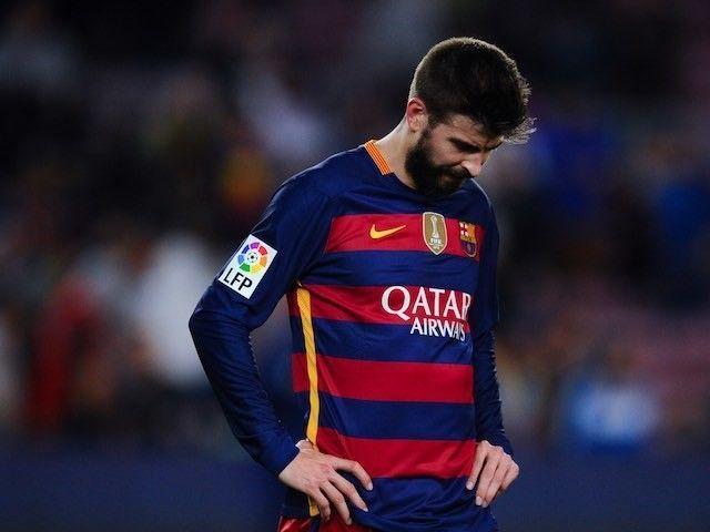 Team News: Gerard Pique back for Barcelona #Barcelona #Sporting_Gijon #Football