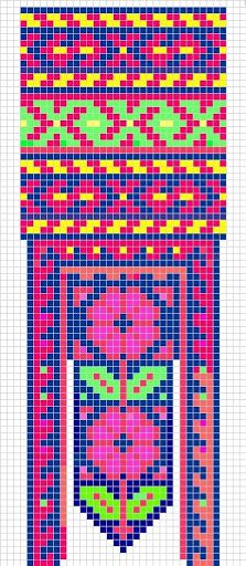 Некоторые схемы для Джурабов - Jorab's design – Monika Romanoff – Picasa Nettalbum