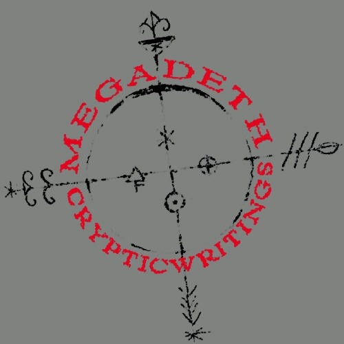 Megadeth, Cryptic Writings. Trust, almost honest, a secret place...