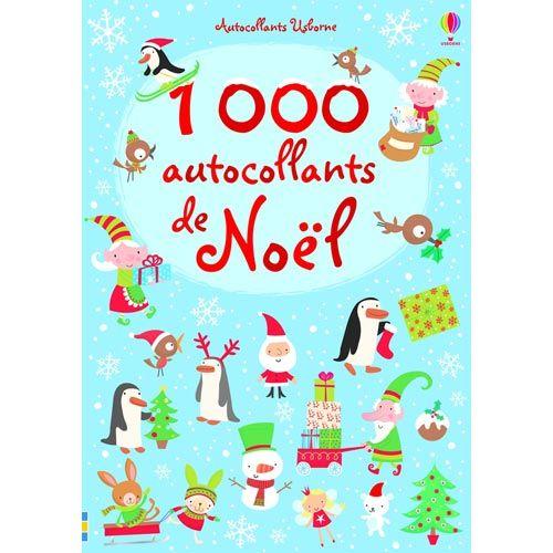 Plus de 1 000 autocollants adorables, pleins d'humour et de couleur, à coller dans l'album. Vingt-trois scènes festives illustrées dans un style naïf et joliment colorées : un arbre de Noël, des jeux dans la neige, le traîneau du père Noël et son atelier, des décorations à suspendre, des chaussettes de Noël, une cheminée de fête, un village enneigé, etc... Il y a des suggestions sur les pages d'autocollants où placer ces derniers, mais ils peuvent aussi servir à décorer cartes de voeux…
