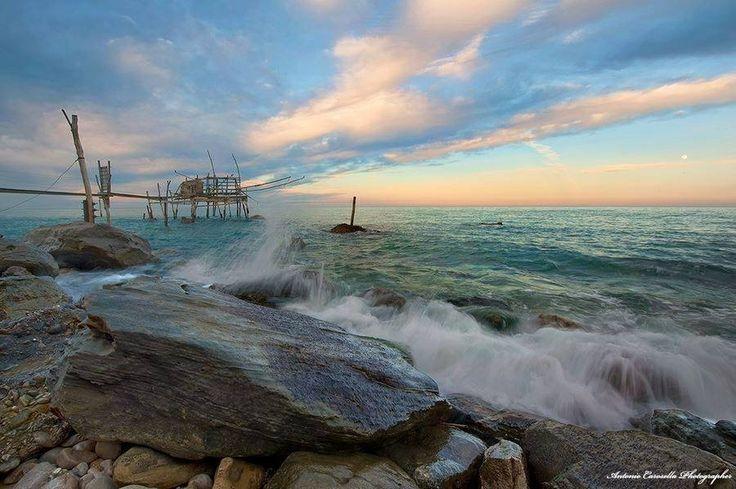 Trabocco teatina Coast, Abruzzo