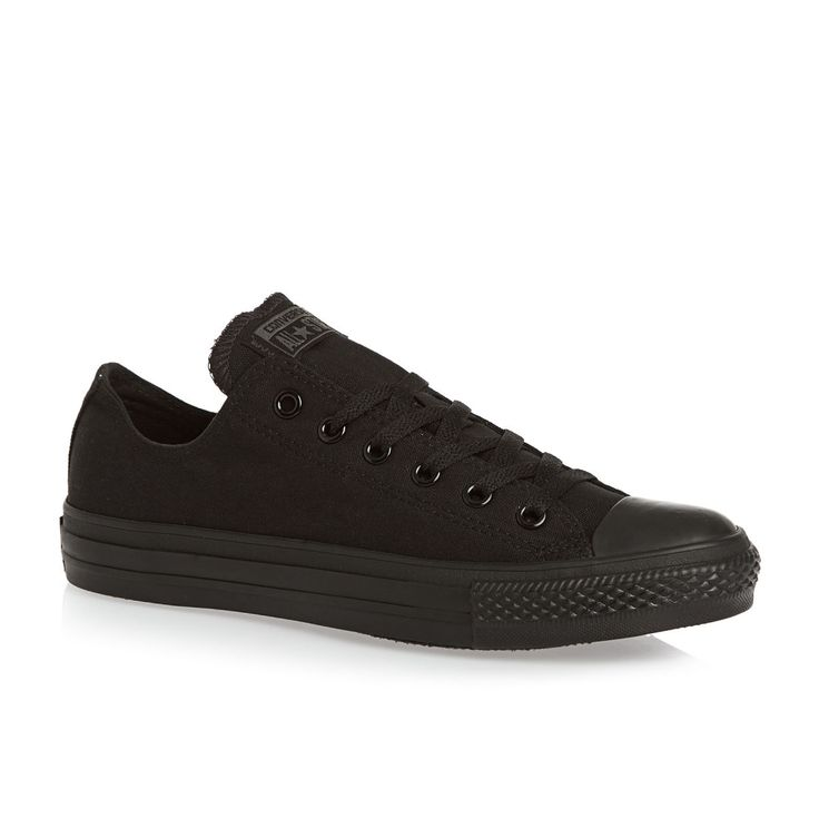 Converse Shoes - Converse Chuck Taylor All Star Core Shoes - Black Monochrome