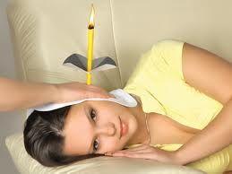 Terapi Ear candle akan membatu meringankan Pendengan Anda, Menghilangkan Insomnia.