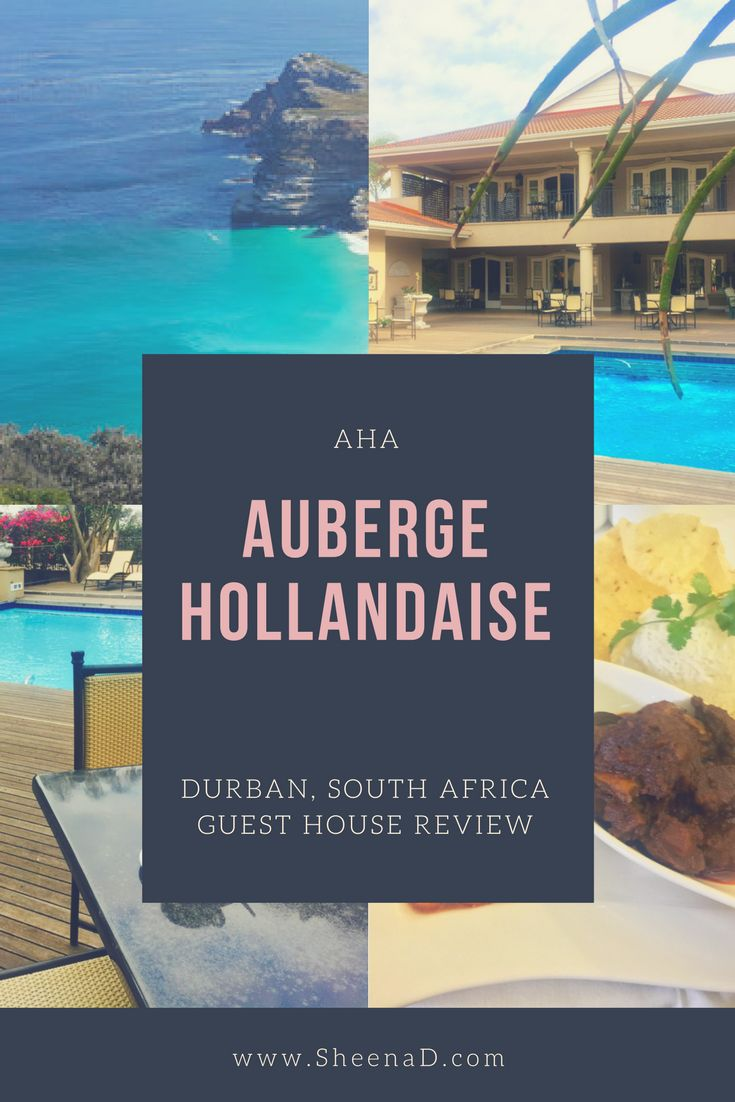 Travelling to Durban, KwaZulu Natal, South Africa? This is the perfect place to stay. Whilst in Durban, KwaZulu Natal, I found the perfect place for my staycation idea. I came across the AHA Auberge Hollandaise Guest House in Durban North, which lent an unexpected escape from the liveliness of the city.