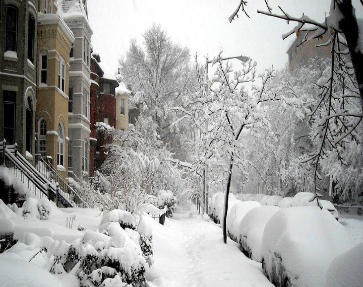 تفسير رؤية الثلج في المنام للعزباء لابن سيرين وابن شاهين موقع مصري How Much Snow Winter Snow Wallpaper Minnesota Winter