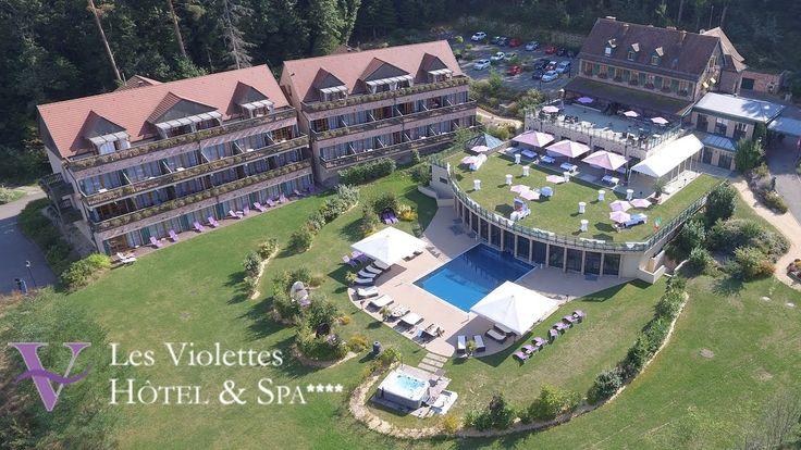 Les Violettes, Hotel & Spa Thierenbach, Jungholtz, France