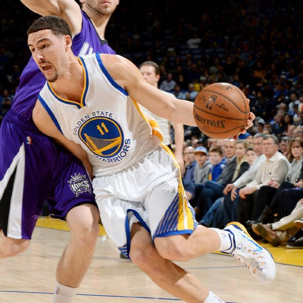 Klay Thompson Shoes | Klay Thompson now co-star of equal billing