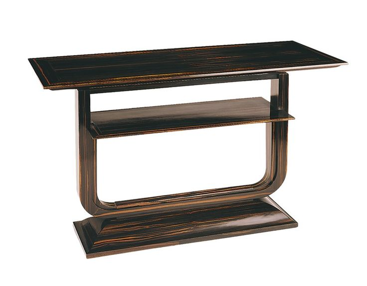 Emile Console Traditional, Transitional, Wood, Console Table By Edward  Ferrell Lewis Mittman