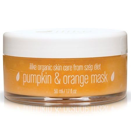 iLike Pumpkin & Orange Mask by iLike. Save 6 Off!. $41.28. This cream gel mask contains organic pumpkin, orange, rich herbal oils and honey to regenerate and charge pale, aging, oil and water deficient face and neckline with vitamins.Can be applied on the whole body after sunbathing or excess sun bed usageTightens and firms wrinkled skinCan be used as a pregnancy or stretch mark cream