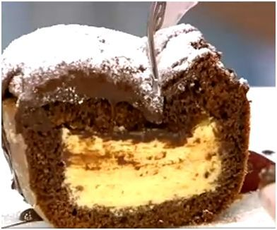 Bolo Mousse de Maracuja - Receita de Bolos e Tortas - ClickGrátis