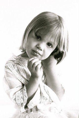 Little Angelina Jolie