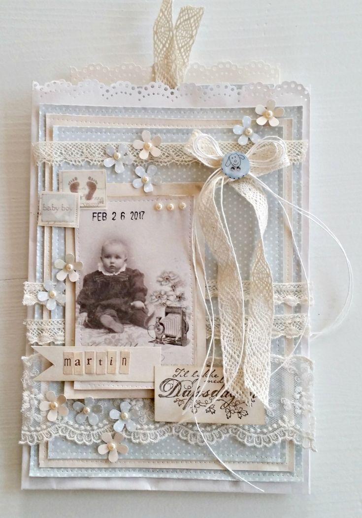 Til Dåpsbarnet - Mette Buskum - Stempelglede :: Design Team Blog