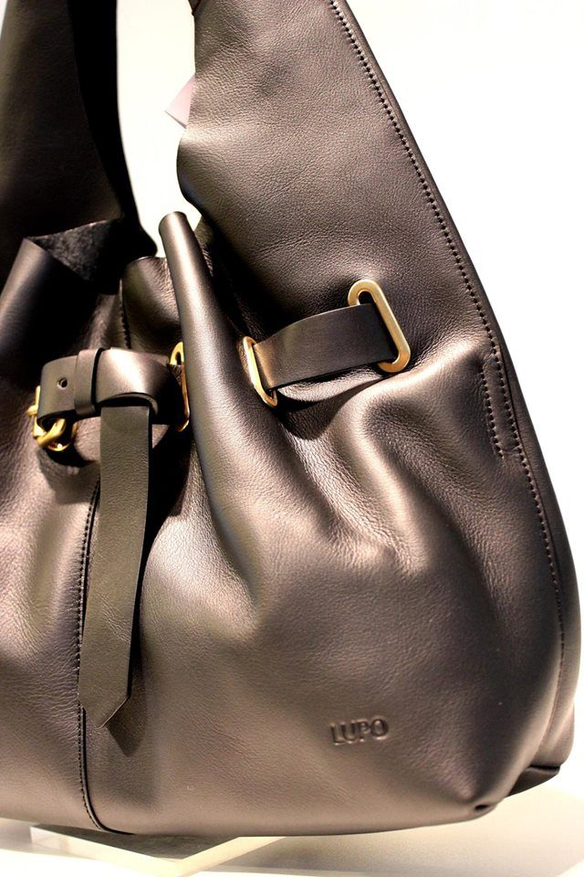 Bag Lupo Barcelona, Fall/Winter 2014, available @Lutgarde Bags and More, Maastricht.
