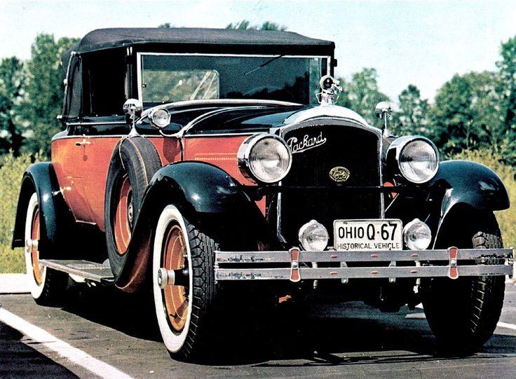 Best Packard Images On Pinterest Vintage Cars Antique Cars