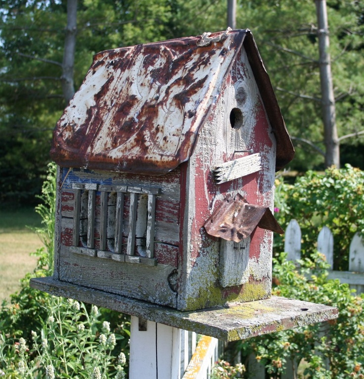 928 Best Bird Houses And Feeders Images On Pinterest