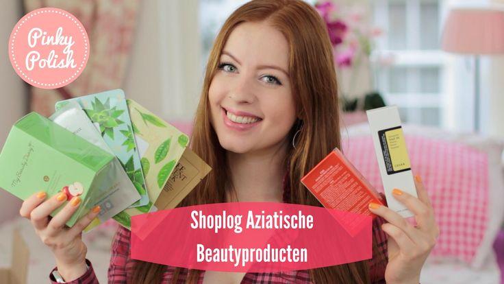 Shoplog Aziatische Beautyproducten | PinkyPolish.nl