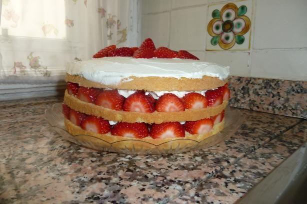 America S Test Kitchen Strawberry Cake