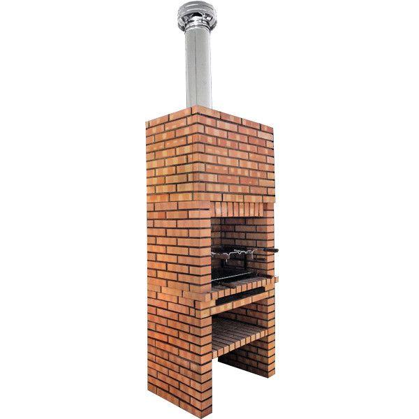 les 25 meilleures id es concernant barbecue en brique sur pinterest grille en brique et. Black Bedroom Furniture Sets. Home Design Ideas