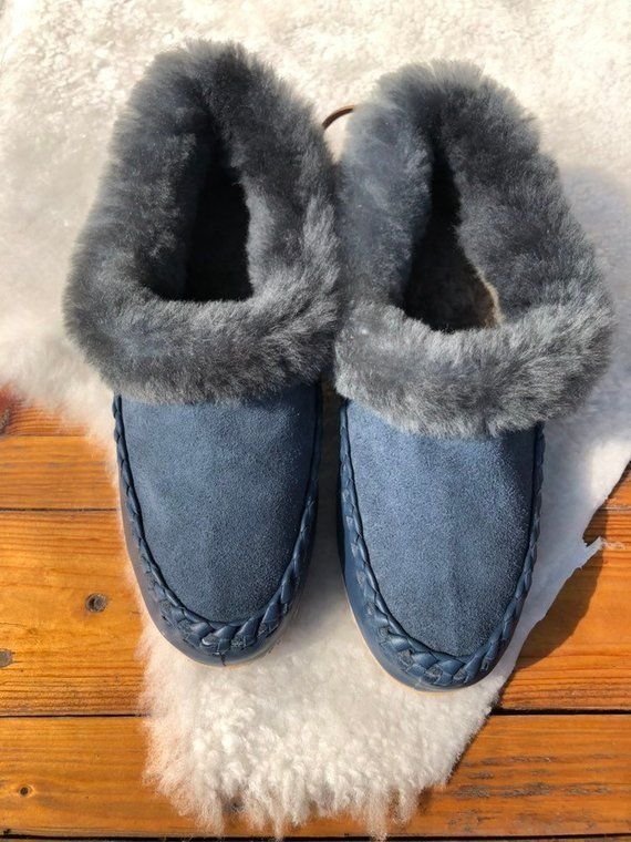 SHEEPSKIN  SLIPPERS//BOOTS FOR BABY 100/% GENUINE  LEATHER UNISEX