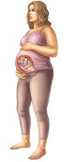 39-я неделя беременности: развитие плода