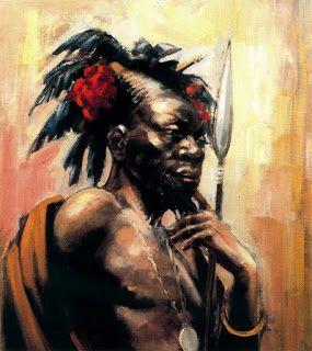 Cuento popular africano: Gassir, el héroe